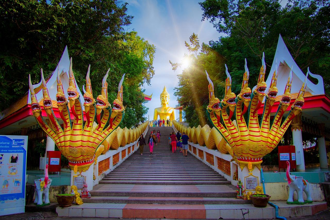 Circuit Revelion in Thailanda