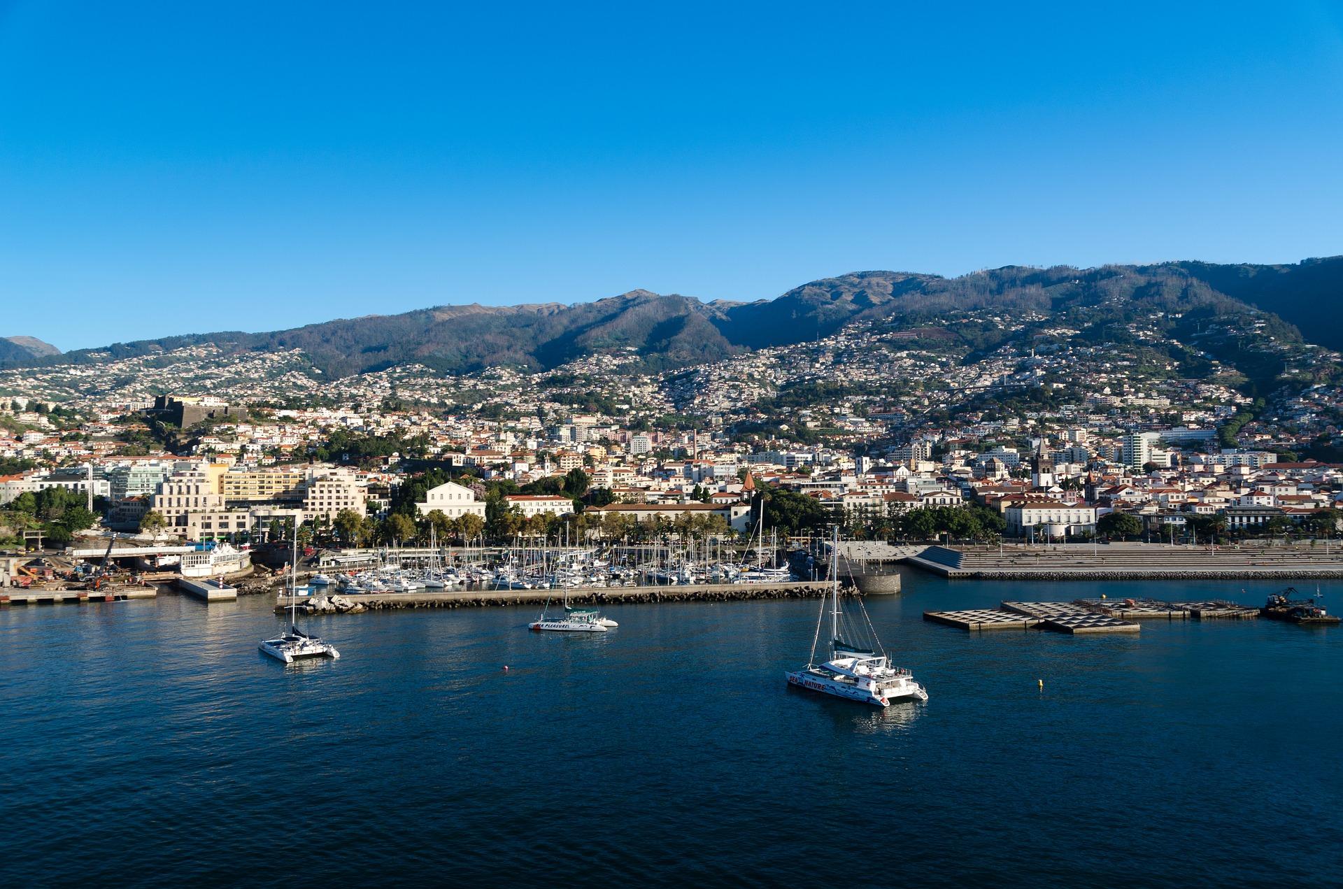 Circuit Lisabona - Madeira