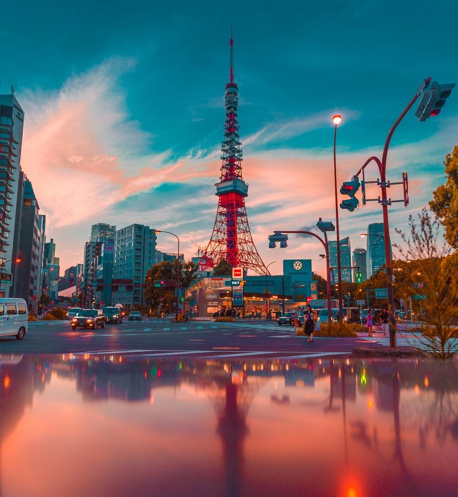 Circuit Japonia - Tara Soarelui Rasare