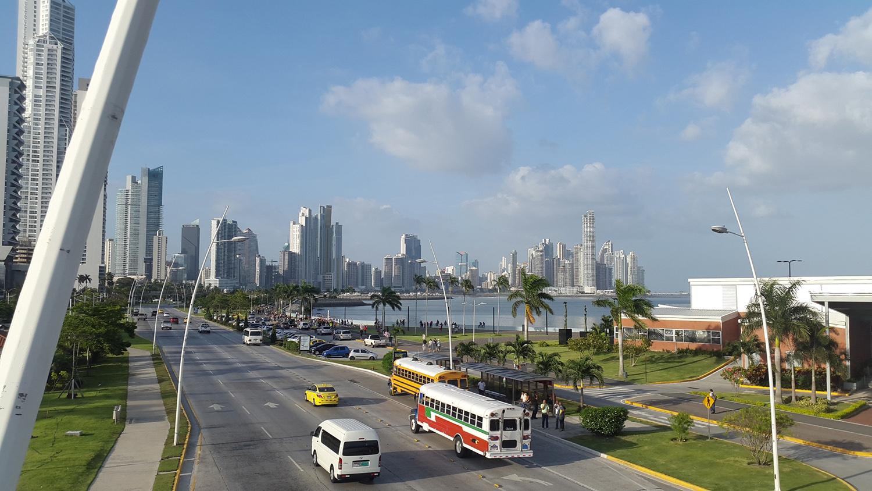 Circuit Columbia - Panama