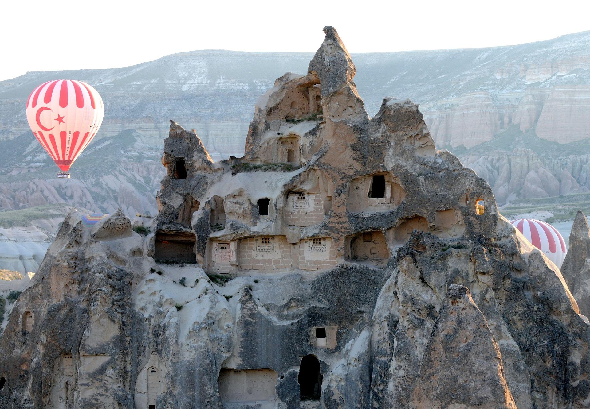 Circuit Cappadocia și tărâmurile ei de basm