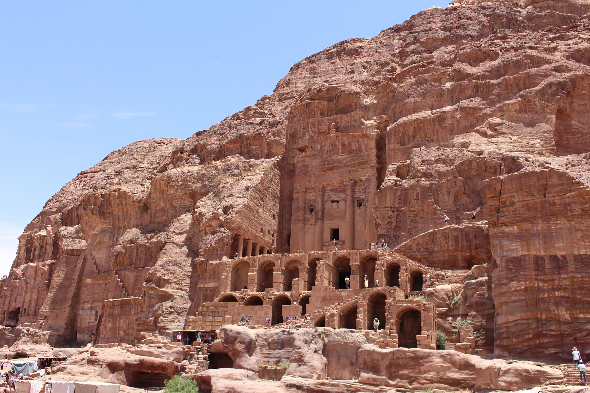 Circuit Revelion la Marea Rosie - Iordania