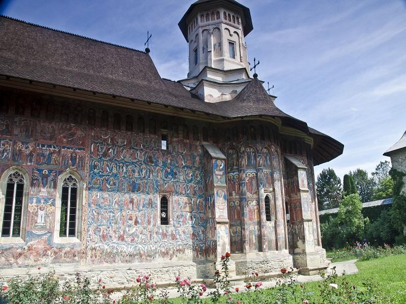 Circuit Manastirile din Nordul Moldovei