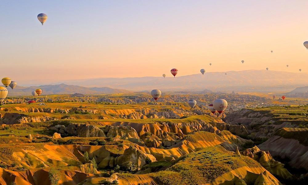 Circuit Istanbul si Cappadocia