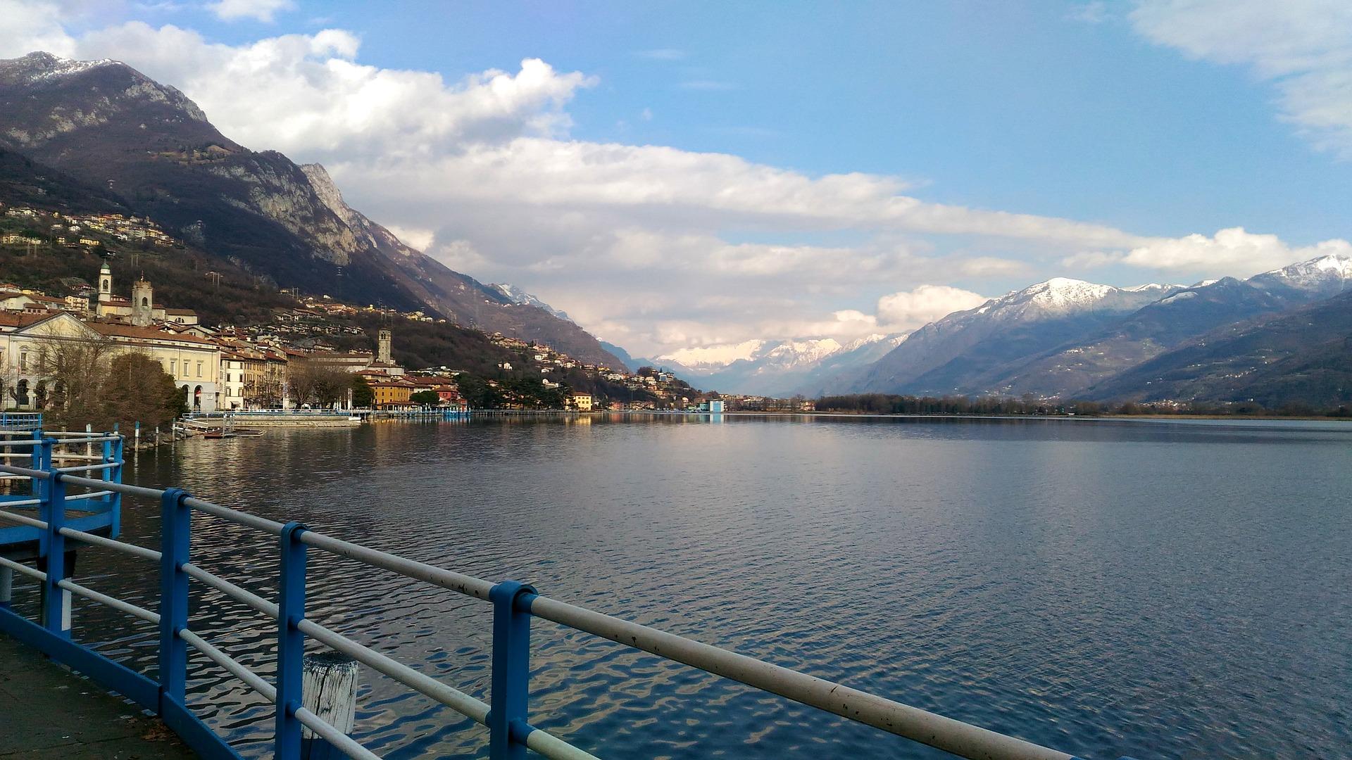Circuit Lacurile Alpine ale Italiei
