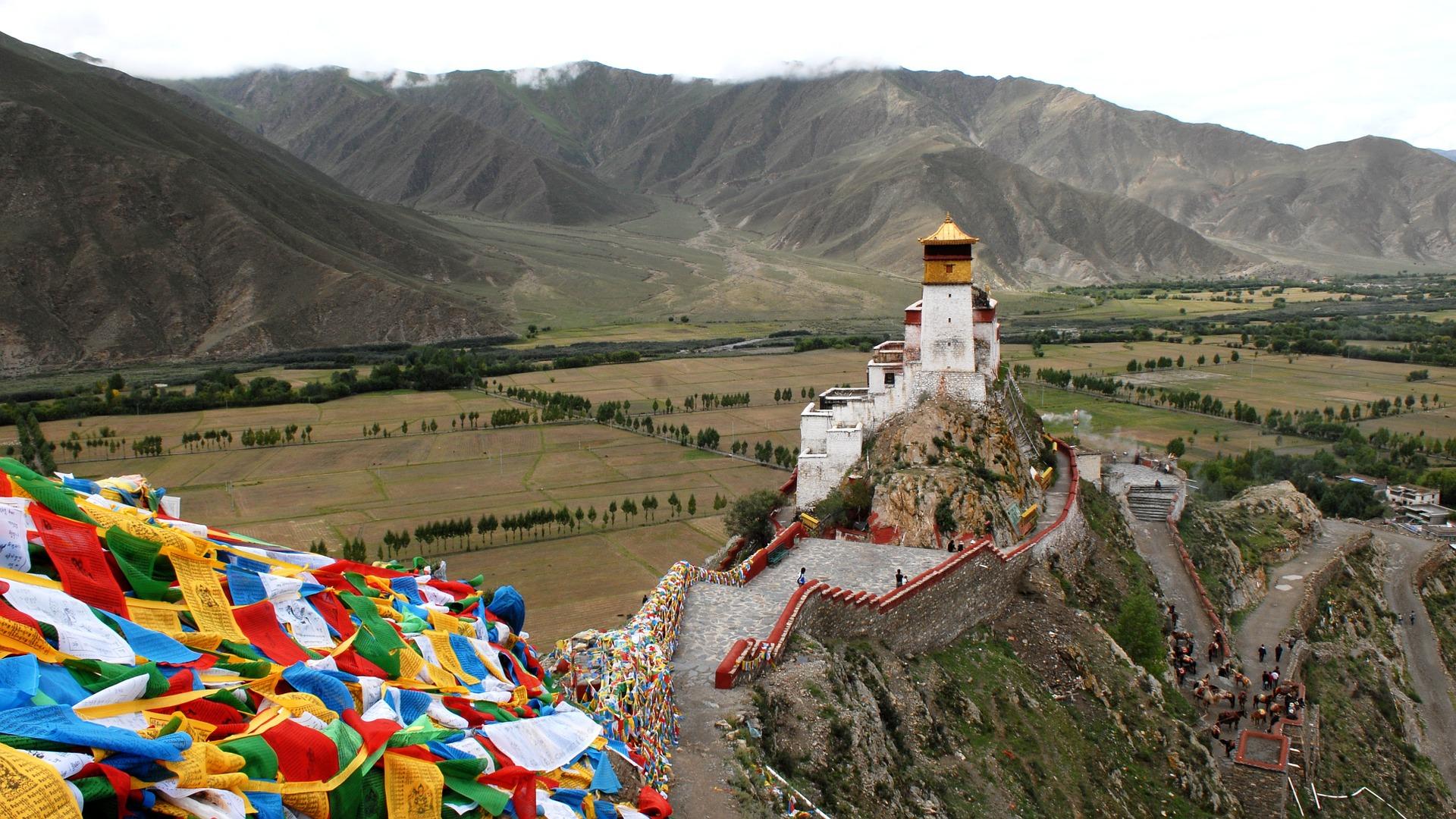Circuit China - Tibet